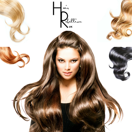 Hair Rebellion hair extensions
