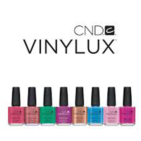 CND vinylux nail varnish
