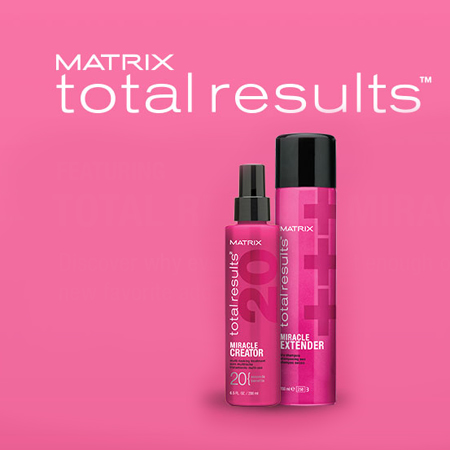 Matrix hair care